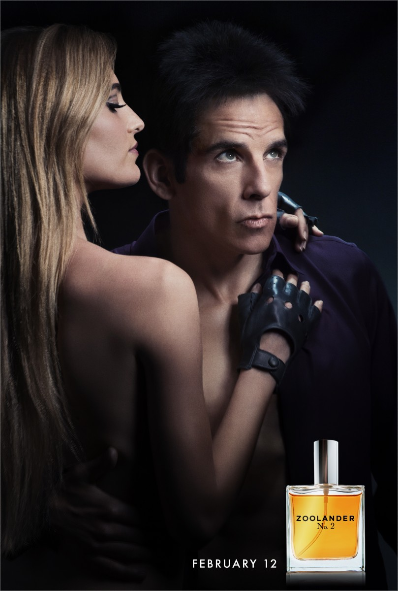 ... , 2016 at 809 × 1200 in It's Time for No. 2 … 'Zoolander 2