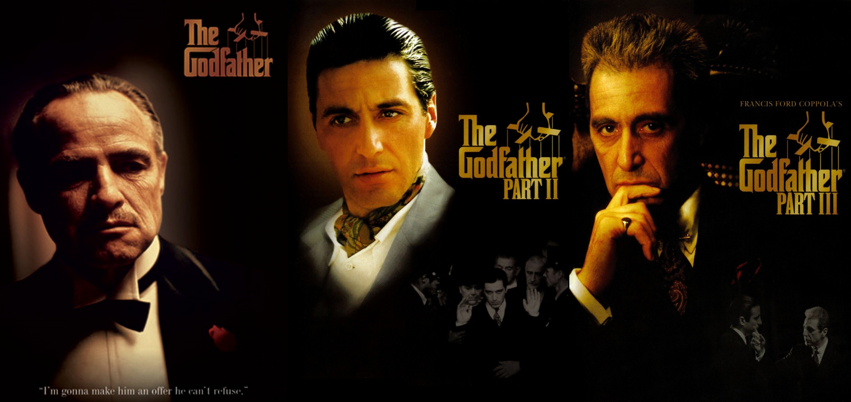 Image result for the godfather series
